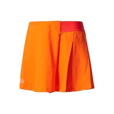 adidas Girls Stella McCartney Barricade Skirt - Radiant Orange