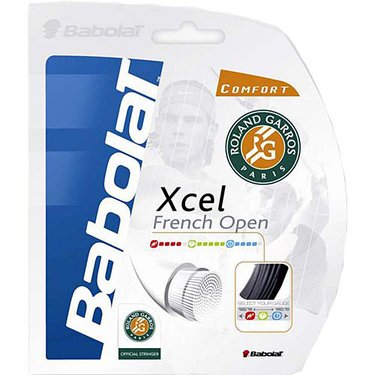 Babolat Xcel French Open 16G Tennis String