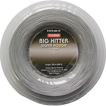 Tourna Big Hitter Silver Rough 17 660 ft. Reel