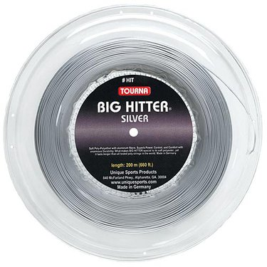 Tourna Big Hitter Silver 16G 660ft. REEL