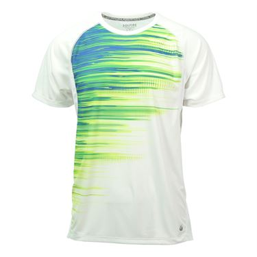 Solfire Transcend Full Speed Top - Bright White