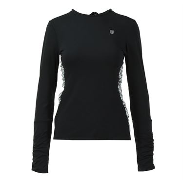 Eleven Casablanca Exert Long Sleeve Top - Black