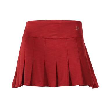Eleven Casablanca Flutter 13 Inch Skirt - Tango Red