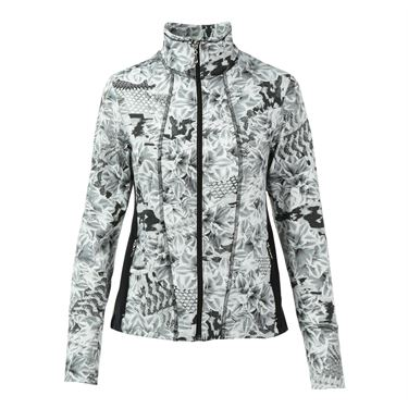 Eleven Casablanca Printed Love Jacket