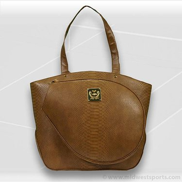 Court Couture Cappuccino Cassanova Tennis Bag