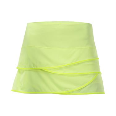 Lucky in Love Into the Woods Scallop Skirt - Lemon Frost