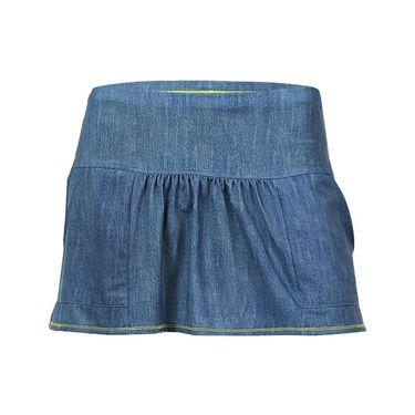 Lucky in Love Denim Days Cargo Skirt - Chambray
