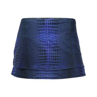 Lucky in Love Birque Skirt - Bleu Electrique