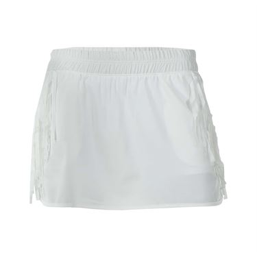 Lucky in Love Boxer Skirt - White