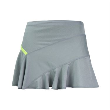 Lucky In Love Ace Symmetrical Skirt - Eclipse