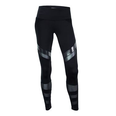 Lucky in Love Hyper Wave Moto Legging - Black