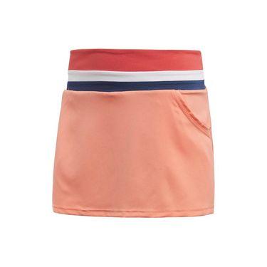 adidas Club Skirt - Chalk Coral