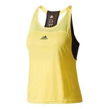 adidas US Series Tank - Bright Yellow