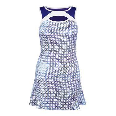 Chrissie Scoop Neck Dress - Volley