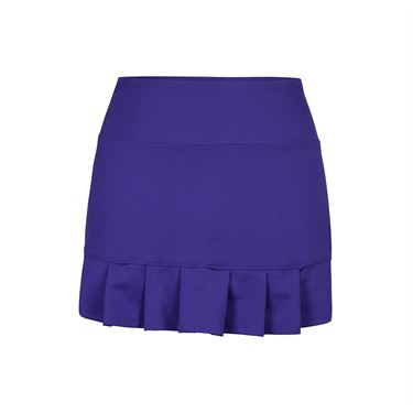 Chrissie Pleated Skirt - Imperial Purple