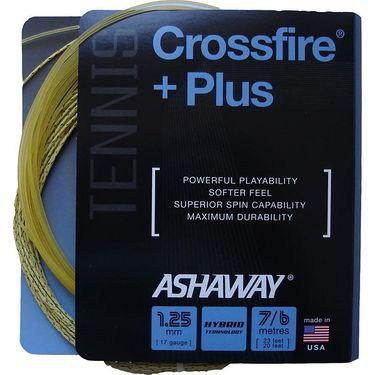 Ashaway Crossfire Plus Tennis String