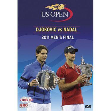 2011 US Open Mens Finals: Djokovic vs Nadal DVD