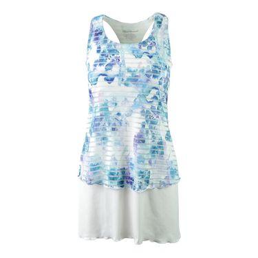 Denise Cronwall Trista Tennis Dress - White