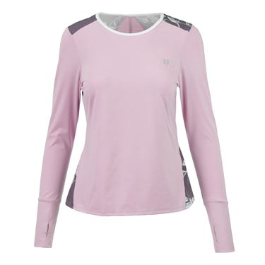 Eleven Datura Xtreme Long Sleeve Top - Pink