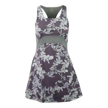 Eleven Datura In Bloom Dress - Print