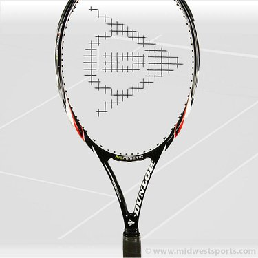 Dunlop Biomimetic Black Widow Tennis Racquet DEMO