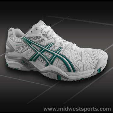 Asics Gel Resolution 5 Womens Tennis Shoes