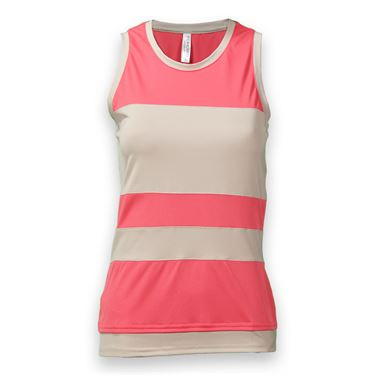 Inphorm Sleeveless Top - Rose/Dawn