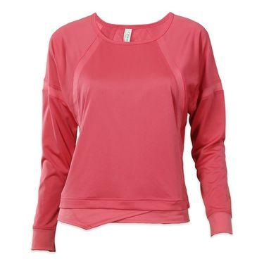 Inphorm Long Sleeve Top - Rose