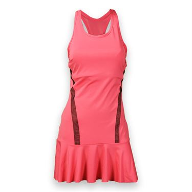 Inphorm Racerback Dress - Rose/Black
