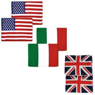 Tourna Flag Wristbands