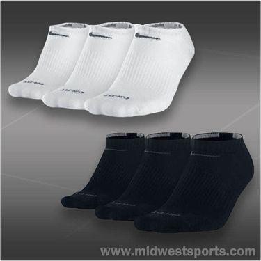 Nike Dri-FIT Half-Cushioned No Show 3-Pack