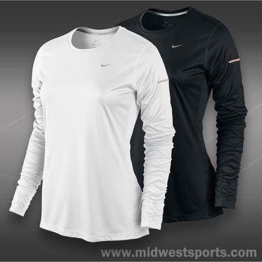 Nike Miler Longsleeve Top
