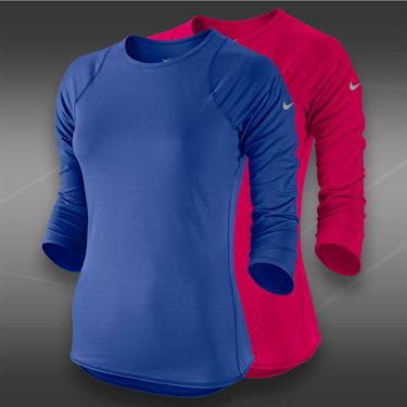 Nike Baseline 3/4 Sleeve Top