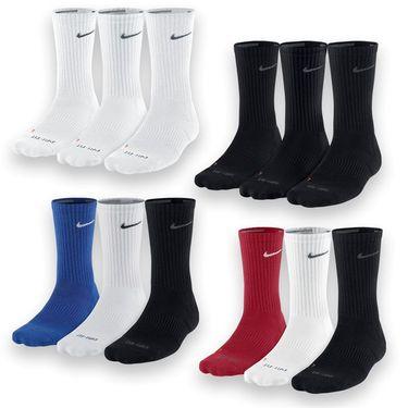 Nike Dri-FIT Cushion Crew 3 Pack Socks