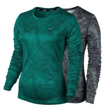 Nike Dry Miler Running Long Sleeve Top