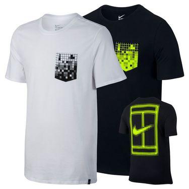 Nike Court Pixel Pocket Tee