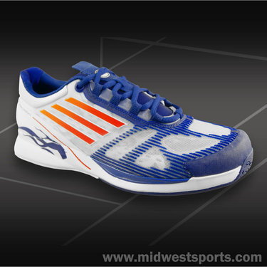 adidas CC adiZero Feather II Mens Tennis Shoe