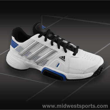 adidas Barricade Team 3 Junior Tennis Shoes