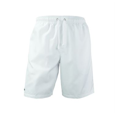 Lacoste Sport Lined Tennis Short - White