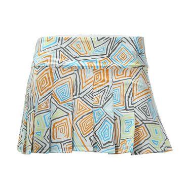 Eleven Geo Swirl 13 Inch Printed Flutter Skirt