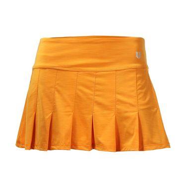 Eleven Geo Swirl 13 Inch Flutter Skirt - Apricot