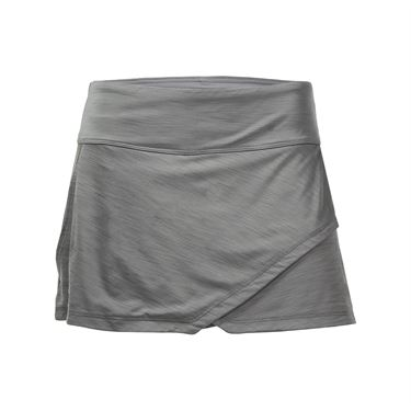 Eleven Geo Swirl 13 Inch Fly Skirt - Frost Grey