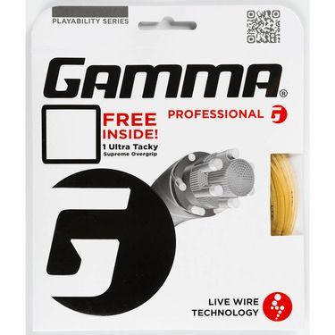 Gamma Live Wire Professional 16G Tennis String Bonus Pack