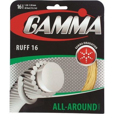 Gamma Original Ruff 16G Tennis String
