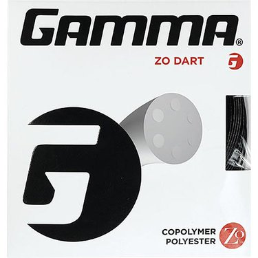 Gamma ZO Dart 17G Tennis String