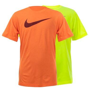 Nike Boys Dry Talistatic Swoosh Training Tee