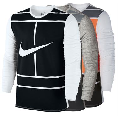 Nike Court Practice Tennis Crew