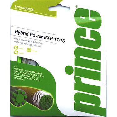 Prince *HYBRID* Power EXP Tennis String