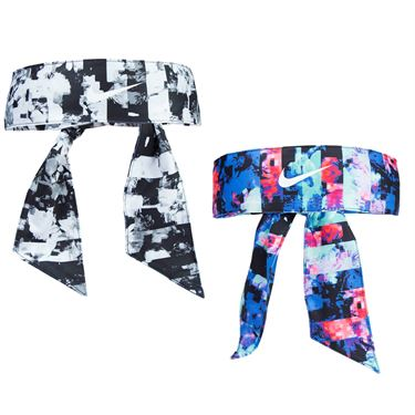 Nike Printed Dri Fit Head Tie 2.0