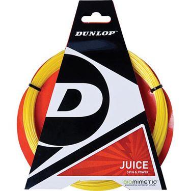 Dunlop Juice 17G Tennis String